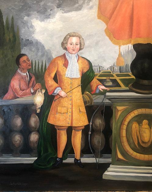 Portrait of Henry Darnall III