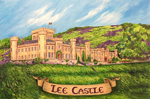 Lee Castle - PRINT