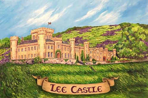 Lee Castle of Clan Lockhart