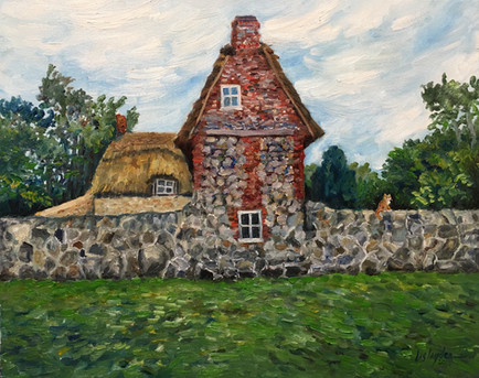 House of Stone and Thatch