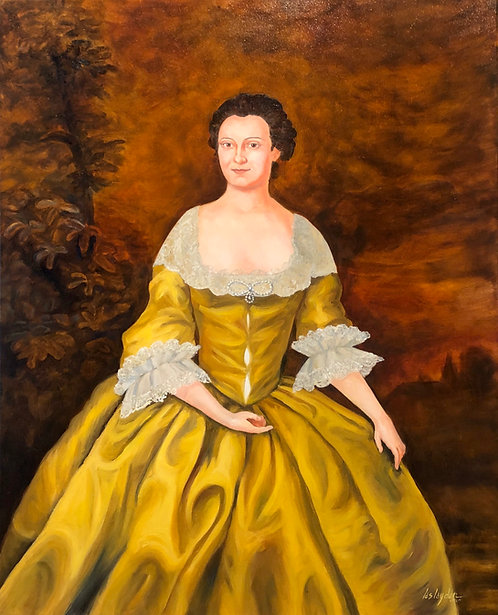 Portrait of Jane Bowles Wormeley
