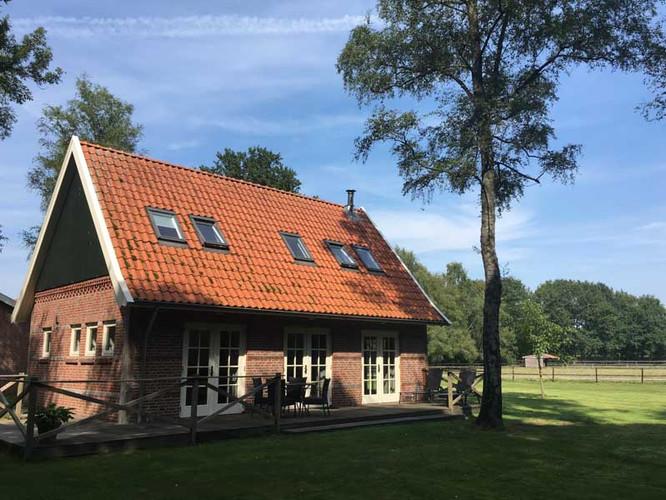 Vakantiehuis De Scheper