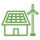 Tijdens een verblijf is gemiddeld 20-25% van je energieverbruik voor elektriciteit.  Wat is nu duurzamer dan direct je eigen stroom? Zoals zonnepanelen of windturbine bij je ECO logies. Ook een postcoderoos of stroom van een kleine lokale energiecoöperatie is passend.
