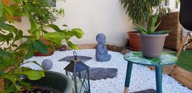 The garden zen