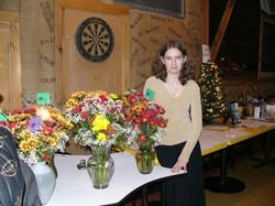 Habitat Flowers Pam auction