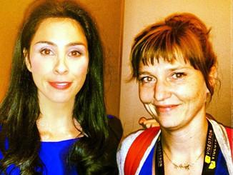 Sarah Silverman & Me