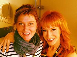 Kathy Griffin & Me