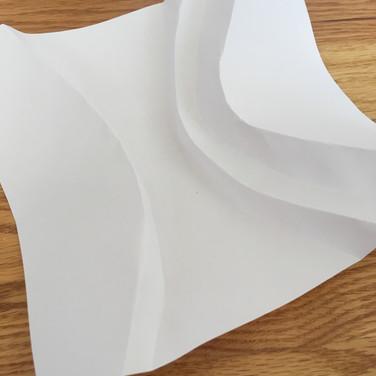 Evelyn Beliveau, Sculptural process 1