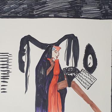 Sarah Gumgumji, Advanced Studio Poster Design 1, 6/1/20