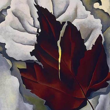 Georgia O'Keeffe, sample painting 1