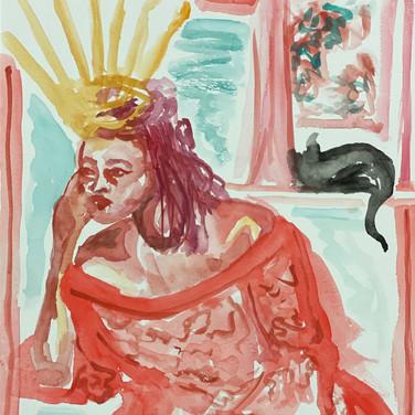 Fatima Traore, Advanced Studio Poster Design 3, 6/1/20