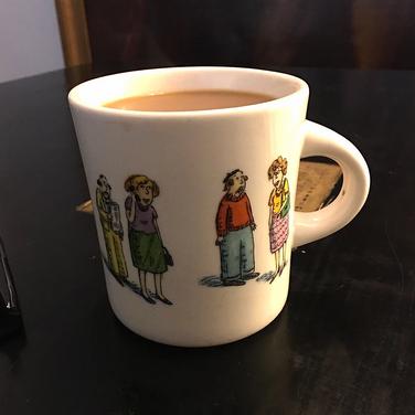 Dennis Buonagura, Morning Coffee, 2020
