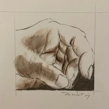 Mary Westring, Hand Drawing