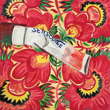 """Meridith McNeal, """"Magical Things Genzano Toothpaste"""""""