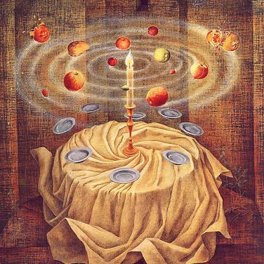Image 4. (Painting) Remedios Varo, Still Life Reviving, 1962
