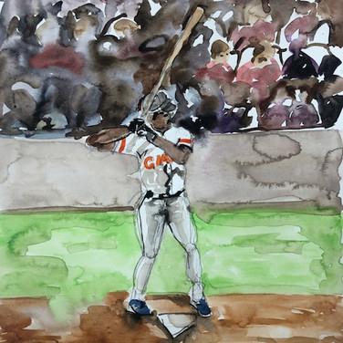 Claudia Alvarez, Mexican Baseball, Letter to my Father