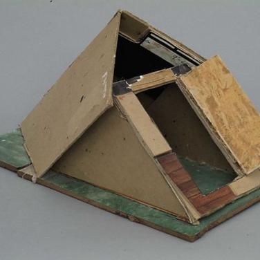 Siah Armajani, Dictionary for Building: Open Dormer