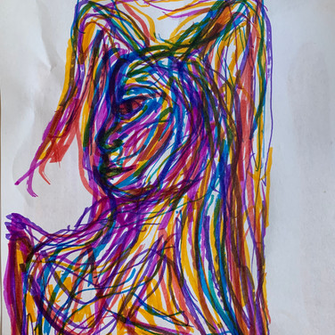 Abriel Gardner, , Advanced Studio May 18, Pose 2