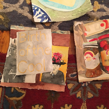 """Meridith McNeal, """"Magical Things From Quarantine Books and Food both in progress"""