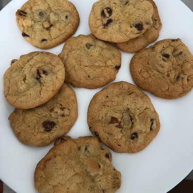 Quentin Williamston, Homemade Cookies, 2020, photograph
