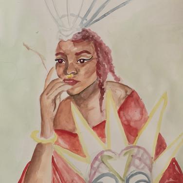 Ajani Russell, (IN PROCESS 2) Advanced Studio Poster Design 3, 6/1/20