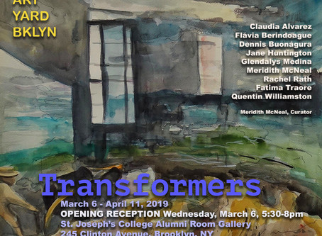 Transformers at St. Joseph's College Alumni Room Gallery