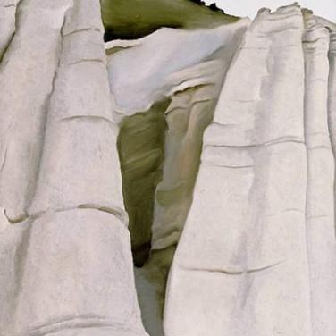 Georgia O'Keeffe sample painting 3