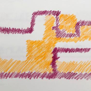 """Quentin Williamston, """"Map of Quarantine"""""""
