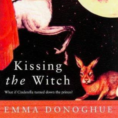 Kissing the Witch Book Cover (image for Jenn from Meridith)