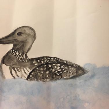 Sigrid Dolan, A Bird for a Friend