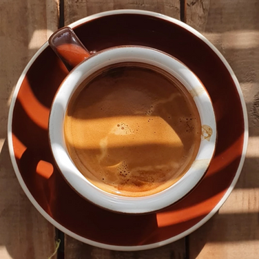 Sarah Gumgumji, Morning Coffee, 2020