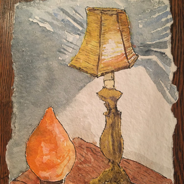 Meridith McNeal, Sharing Light with Pat