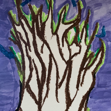 Delphine Levenson, For a Friend who loves Nature