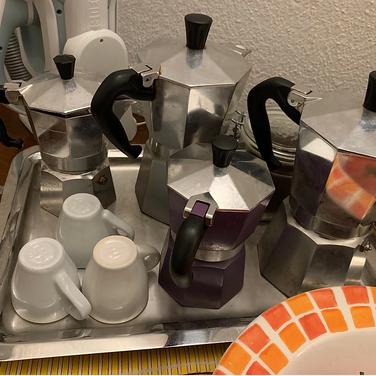 Catherine de Zagon, Coffee Pots, 2020