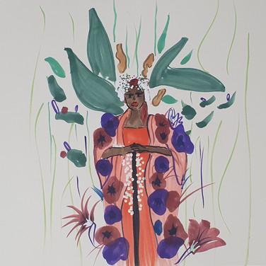 Sarah Gumgumji, Advanced Studio Poster Design 2, 6/1/20