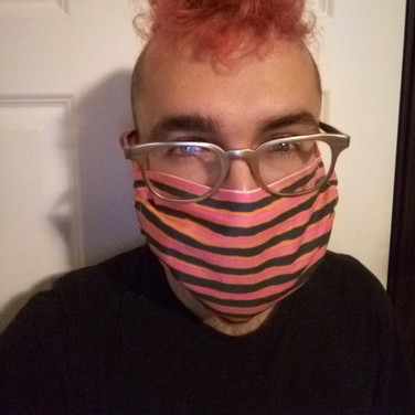 "Jacob Rath, ""Mask"", 2020"