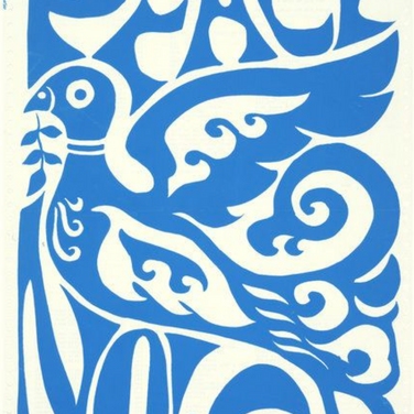 Peace Now Poster from 1970's
