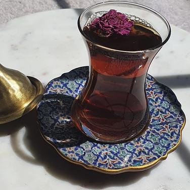 Sarah Gumgumji, Persian Tea, 2020