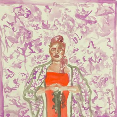 Fatima Traore, Advanced Studio Poster Design 2, 6/1/20