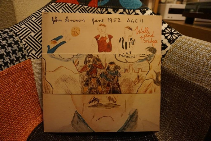 John Lennon「Walls And Bridges」(1974年)