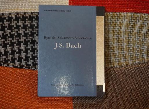 commmons: schola vol.1 Ryuichi Sakamoto Selections: J.S.Bach