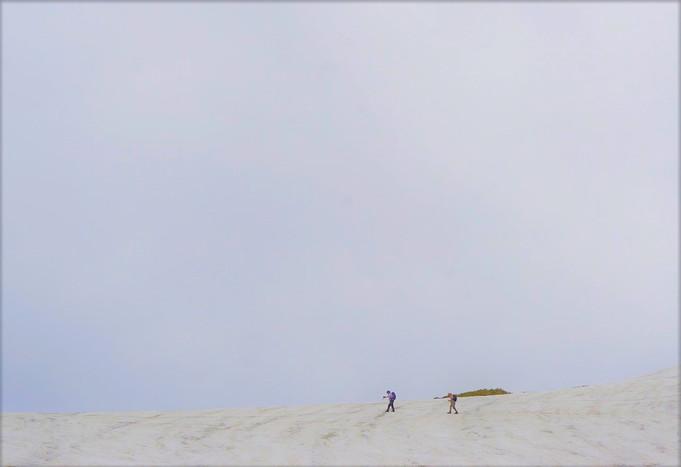 月山 松尾芭蕉「雲の峯 いくつ崩れて 月の山」
