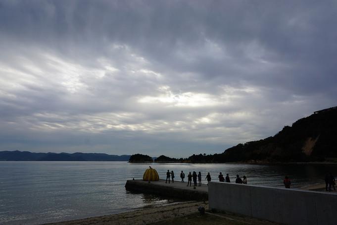 直島 芸術と自然と海