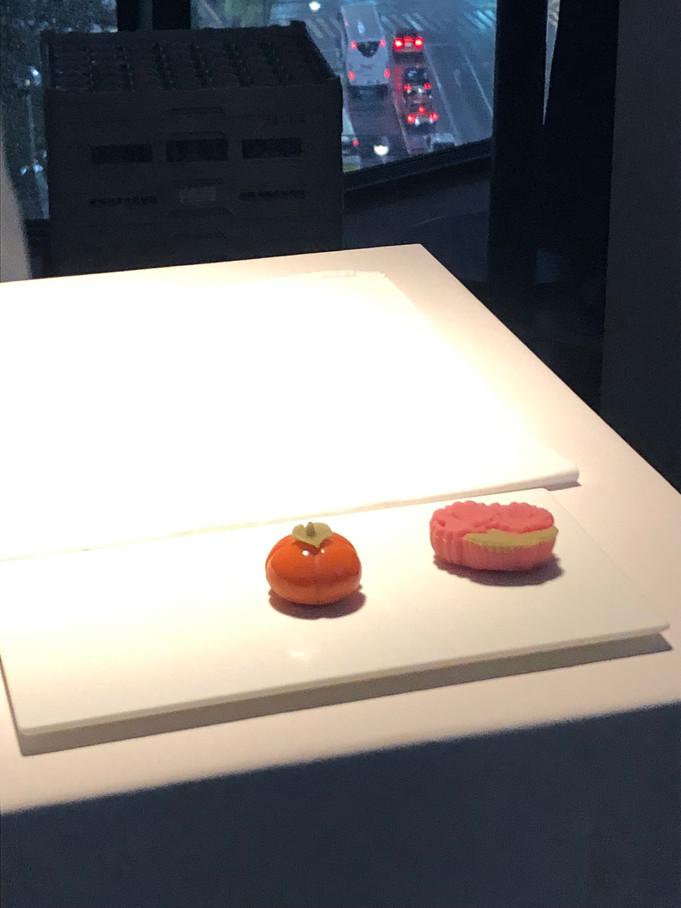 『とらや 和菓子の原理展』@TOKYU PLAZA GINZA