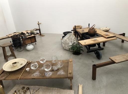 市川孝さんの茶会@Center for COSMIC WONDER