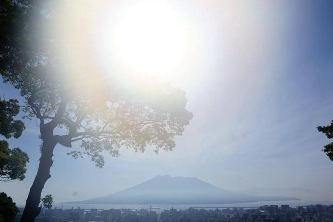 鹿児島と桜島 ヤポネシア