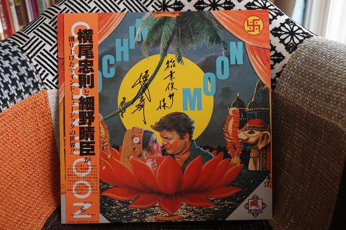 細野晴臣「Cochin Moon」with横尾忠則