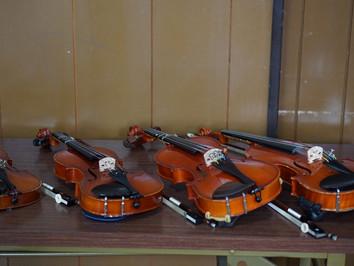 バイオリンの「見立て」