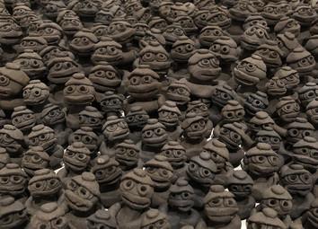 「あるがままのアート -人知れず表現し続ける者たち-」@東京藝術大学大学美術館