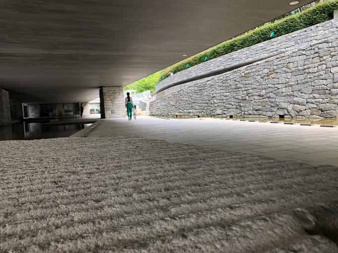 清澄白河は素敵な場所 NOiS BIKE 東京都現代美術館
